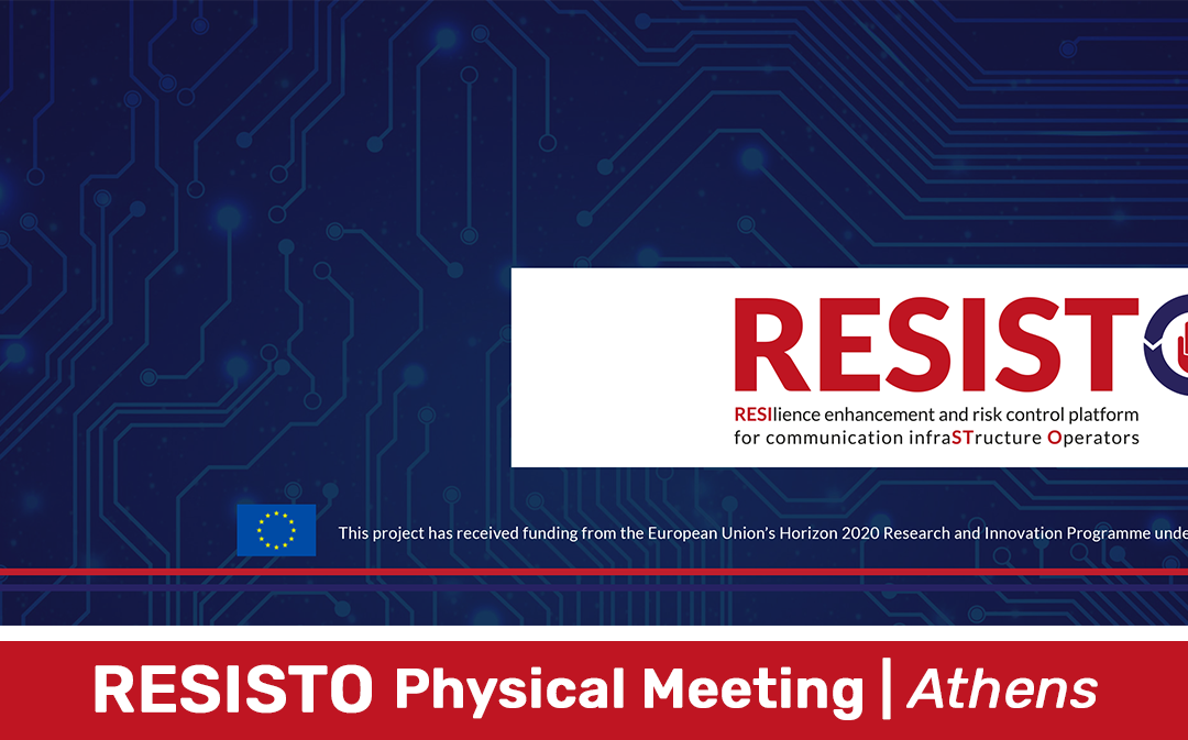 RESISTO Physical Meeting