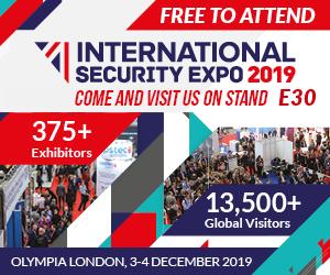International Security Expo 2019