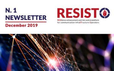 n.1 RESISTO NEWSLETTER | December 2019