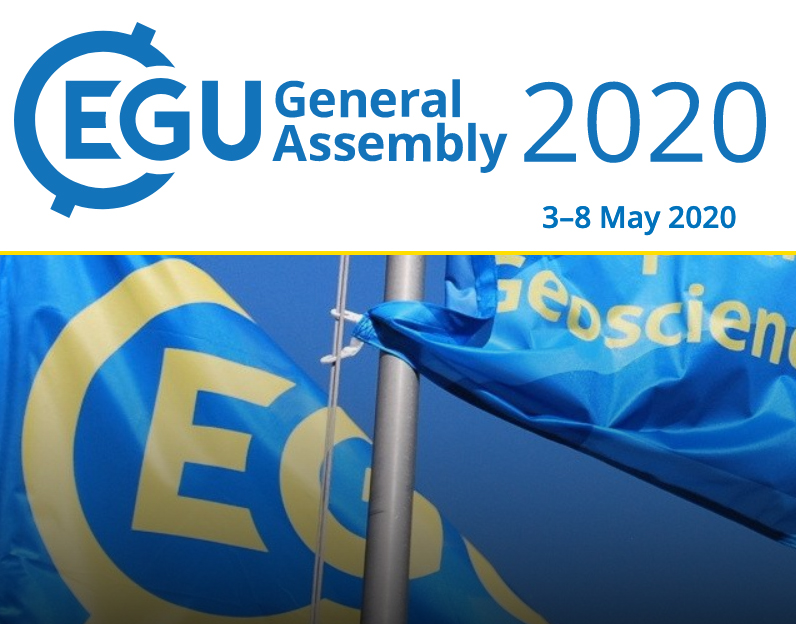 """Participation of the EGU 2020 General Assembly """"Sharing Geoscience Online"""""""